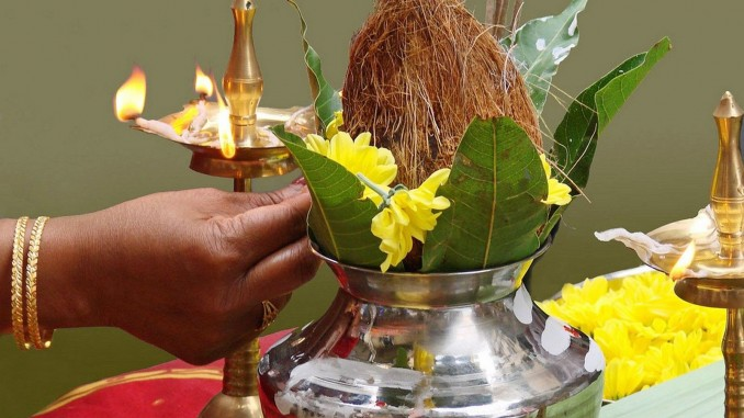 Image result for celebrating Tamil New Year