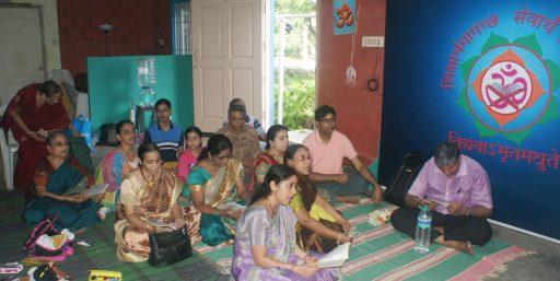 Shanti Mantra at YVG, Chennai